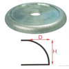 Best Sale super quality abrasive diamond grinding plate wheel 7 wheels stone profile