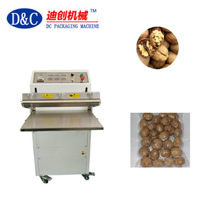 VS-600 High quality vacuum sealing machine ,outside pumping vacuum packing machine for nuts