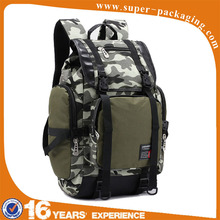 wholesale new custom packaging canvas travel saddle duffle army bag for CS