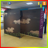 pop up display/trade show display/metal display stand