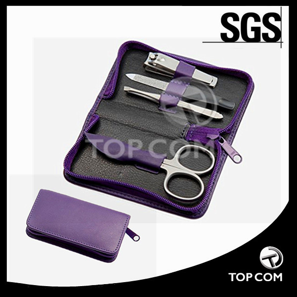 Manicure Sets Wholesale, Stainless Steel Manicure Tools Kit with Portable Travel Case, All in One Beauty Care Tools