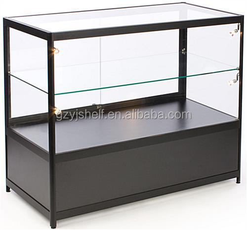 Jewelry Glass Display Cabinet/turquoise Jewelry Display Case/shop ...