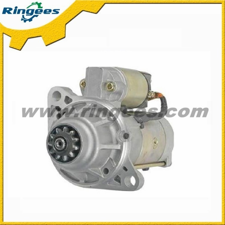 Excavator Starter Motor Used For Caterpillar W Engine 3046 M8t60071 - Buy  Starter Motor For Caterpillar,Small Engine Starter Motor,Starter Motor For