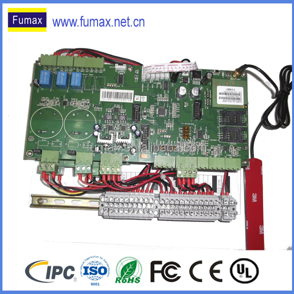 Multilayer HASL printed circuit board manufacture PCB PCBA assembly for OEM EMS service