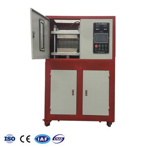Digital Flat Plate Rubber Vulcanizing Press