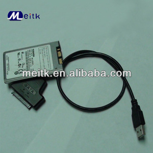 New Style 1.8inch Hard Disk R-driver 3 SATA TO USB 2.0 Converter Cable