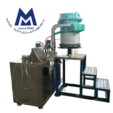 Micmachinery high precision CAM divider MIC-L40 super glue automatic bottle filling capping machine