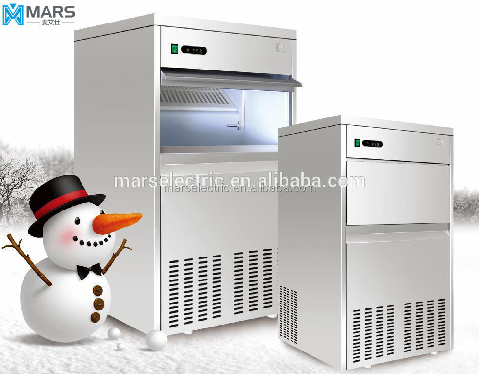 IMS-200 Snow flake ice granular ice machine / ice maker