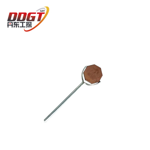 Pie Gauge Magnetic Field Indicator For NDT MT Particle Inspection Machine