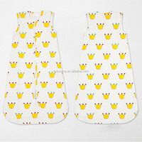 Good quality bebes kids baby sleeping bag 100% cotton newborn baby clothes