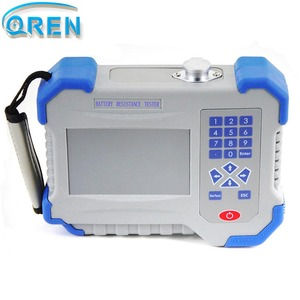 multi-function and portable digital Lead acid battery capacity tester