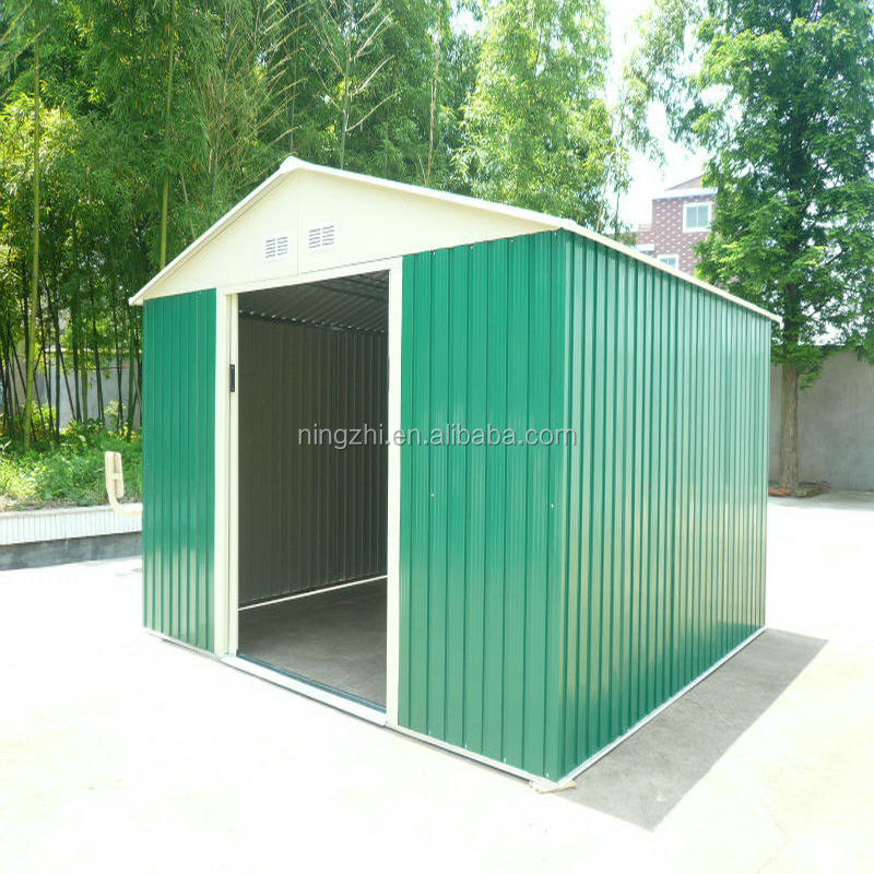green color metal garden house sheet metal sheds buy sheet metal
