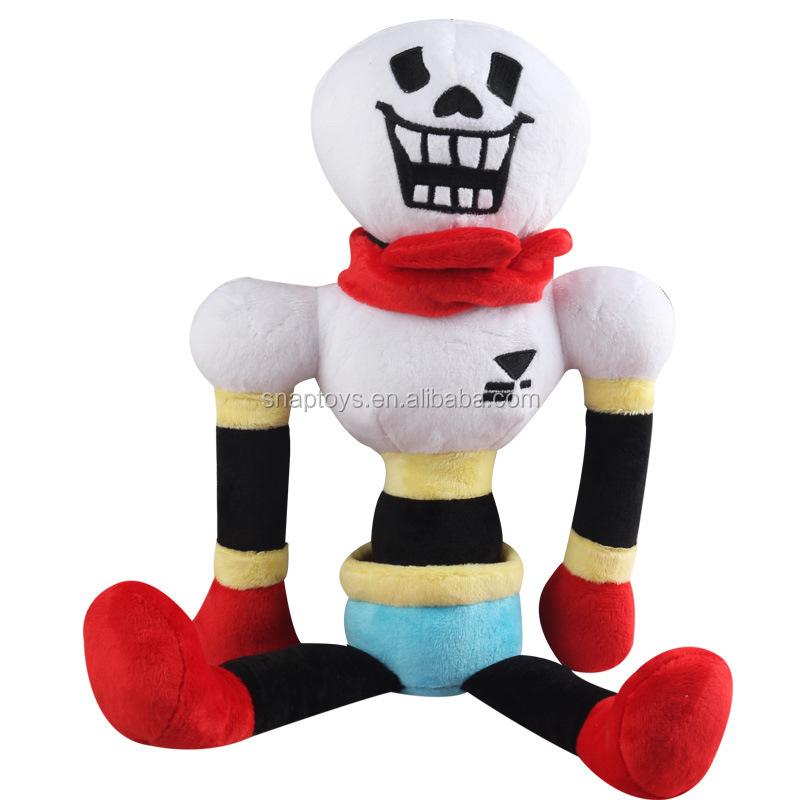 Undertale Plush Sans Papyrus Asriel Toriel Temmie 30cm Stuffed Doll Plush  Toys - Buy 30cm Stuffed Doll,Sans Plush Toy,Undertale Plush Product on