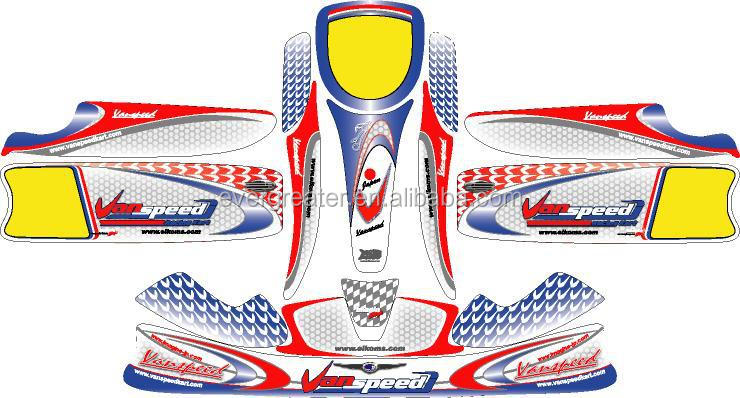 Custom motor body sticker motors racing sticker vinyl motor decal stickers