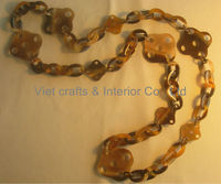 Water Buffalo Horn Necklace,Buffalo Horn Jewelry,Bone Necklace ...