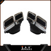 Manufacturers wholesale exhaust tips for BENZ S-Class AMG W222