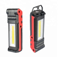 Handheld Work Light 18650 Battery Powered Portable LED Working Light