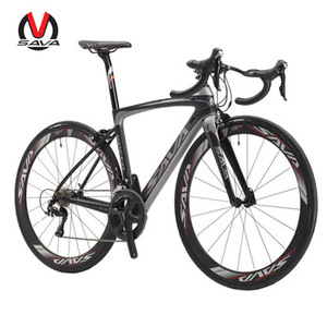 SAVA HERD5.0 Factory Supply 22S 700C Carbon Fiber Bicycles Cycling Racing Road Bike