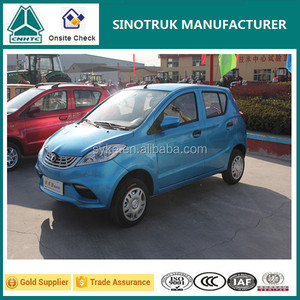 chinese modern powerful electric car