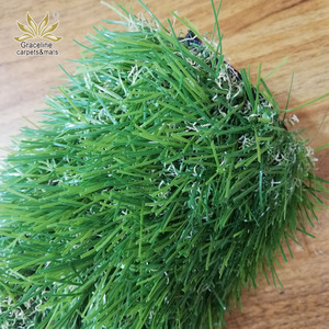 Wholesale decorative plant milan artificial lawn grass for green wall