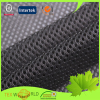 Knitted polyester microfiber sports wear fabric