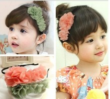 MSD High Quality beautiful Kids/girl Hair Ribbon bow Accessories