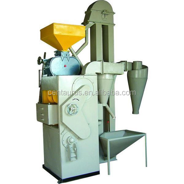 Hot selling small rice milling machine on lowest price