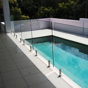 Wholesale China Factory Durable Stainless Steel Glass Fence Post