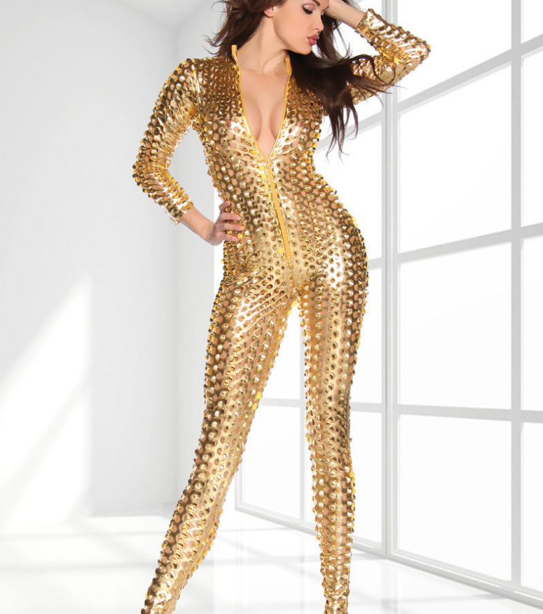 Best offers for metallic long sleeve bodycon dress near me and get free shipping