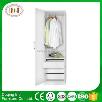 Sola Puerta Armario Blanco Diseño - Buy Product on Alibaba.com
