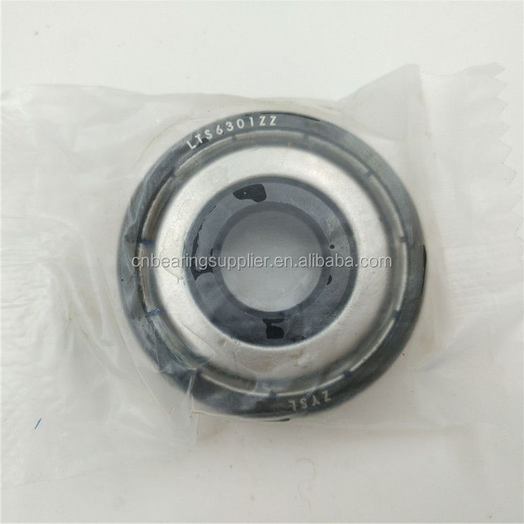 High temperature resistant deep groove ball bearing 6301ZZ LTS6301ZZ