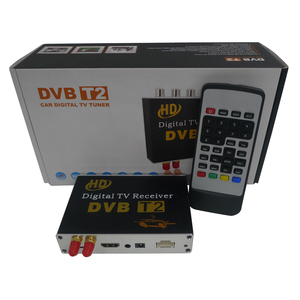 Mobile Digital Car DVB-T2 Receiver For  Thailand,Singapore,Indonesia,Colombia