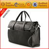 Best brand new design hand made real cowhide leather shoulder bag weekend travel bags for men
