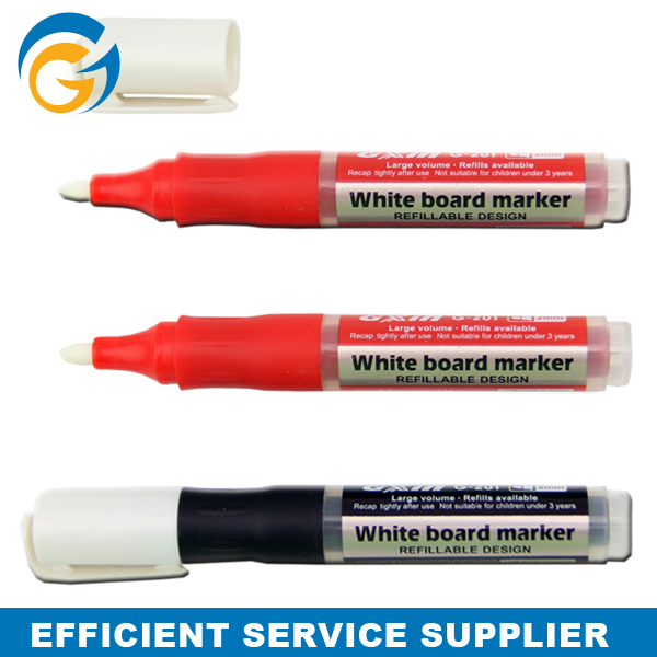Large Volume Refillable Whiteboard Marker for Kids Beyond Aged 3