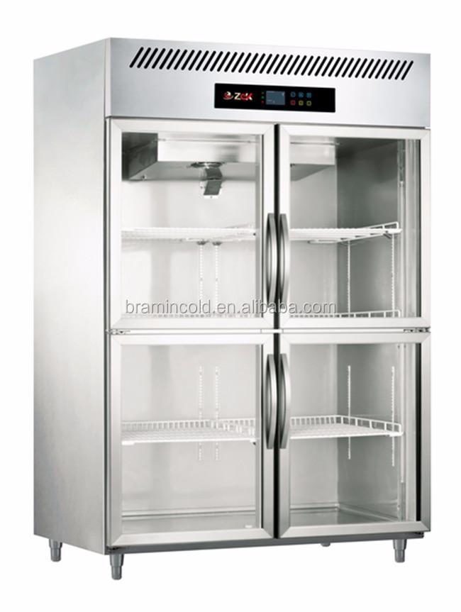 4 Door Commercial Refrigerator Freezer, 4 Door Commercial Refrigerator  Freezer Suppliers And Manufacturers At Alibaba.com