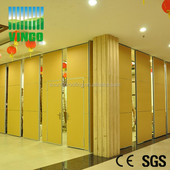 Diy Movable Wall Panels For Conference Hall Meeting Room Buy Diy Movable Wall Panels Movable Partition Diy Acoustical Wall System Product On