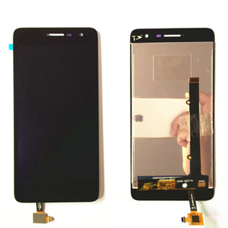 Per Tecno K7 LCD Full Display Touch Screen Digitizer Assembly Parti di Ricambio Wit Strumenti Gratuiti Nero/Oro