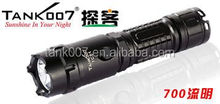 Police rechargeable cree led flashlight 100w flashlight
