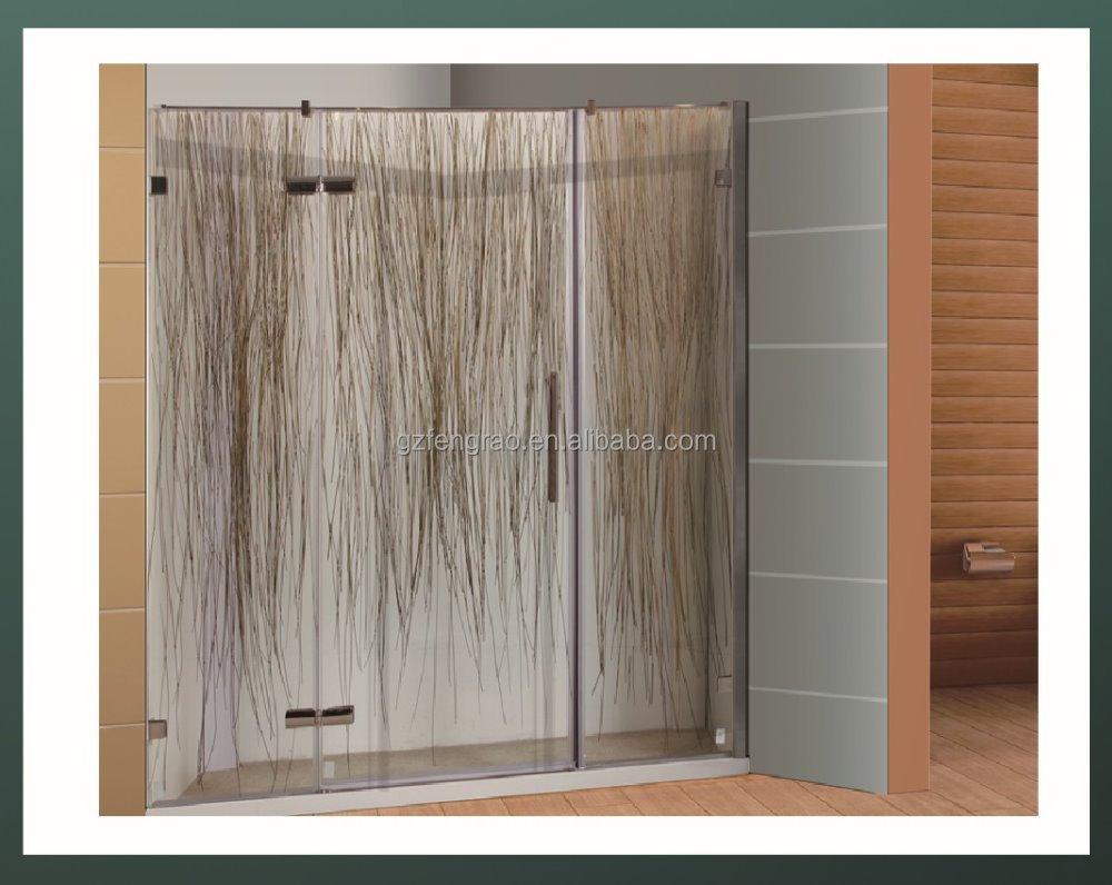Glazen deuren badkamer: glazen deur badkamer. hoek klem glazen ...