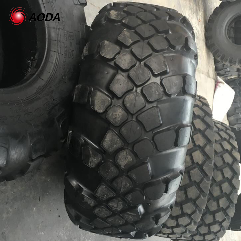 Cheap Army Used Off the Road Military Bias Tire 1300X530-533