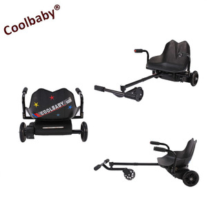 COOLBABY new and cheap inflatable three wheel electric scooter UNITE Brand-50W Brushed