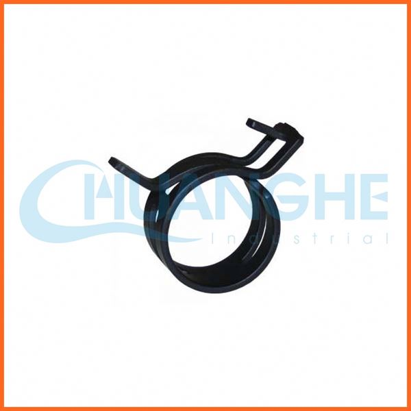China manufacturer washer cushioned hose clamp