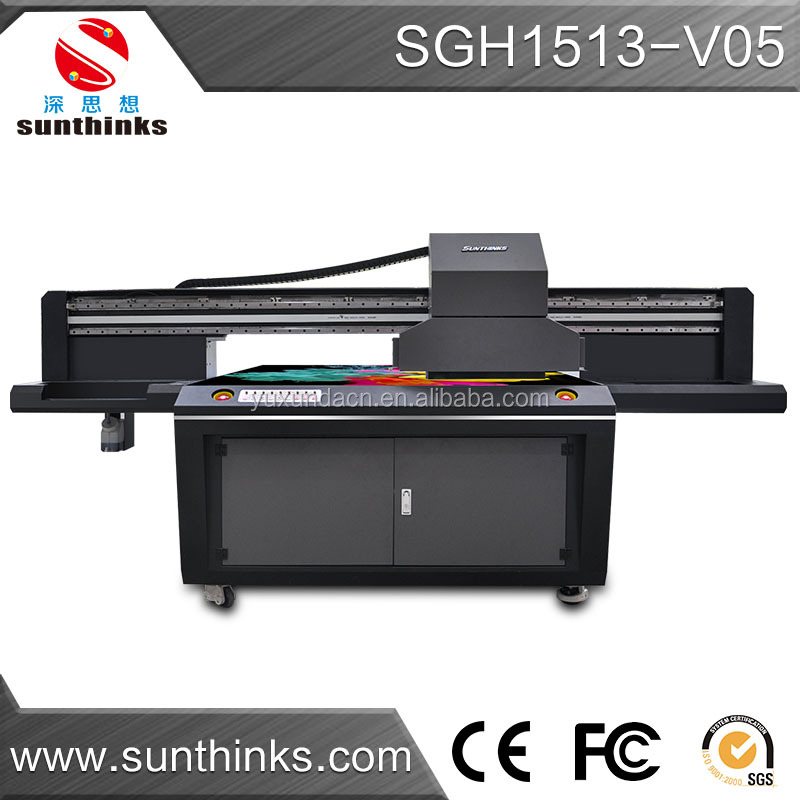 Sunthinks better led nail uv lamp uv printer for sale Ricoh gh2220 flatbed printer