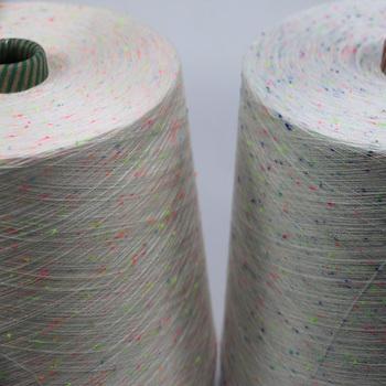 2019 Colorful 100 Cotton Polyester Slub Rayon Yarn Buy Cotton