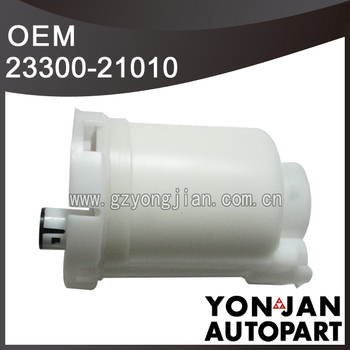23300-21010 In Tank fuel filter plastic