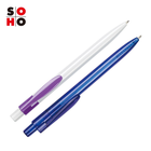 Wholesale Hotel Cheap Plastic Simple Rolling Use And Throw Pilot Ball Pen