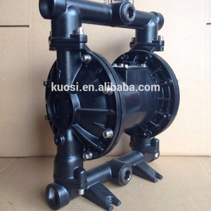 "China low price 1"" Aluminum air operated double diaphragm pump"