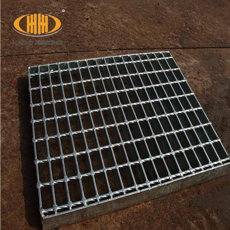 High quality galvanized concrete steel grating prices