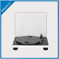 High quality multiple function turntable record player gramophone player