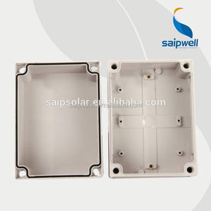 Saip/Saipwell hot sale ABS DS-AG-1217-1 125*175*100mm ip65 water proof enclosure